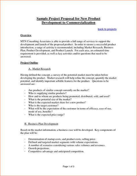 proposal format engineering 7 engineering project proposal template project proposal