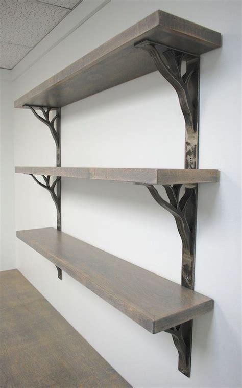 decorative shelving brackets best 25 iron shelf ideas on pinterest