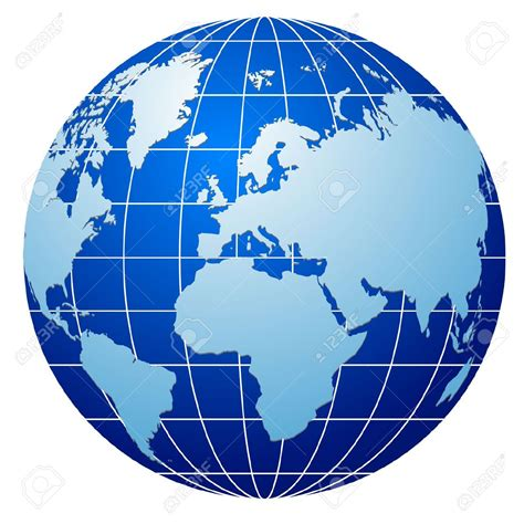 Blue World blue world clipart