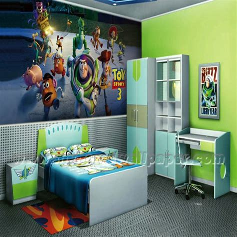 toy story bedroom ideas kids room wallpaper decorating ideas funny theme design