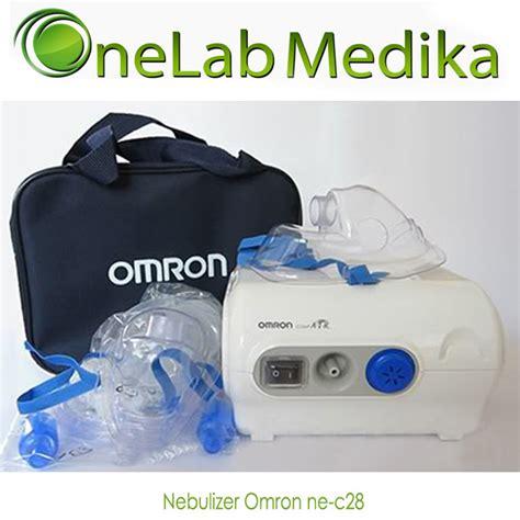 Alat Bantu Pernafasan Nebulizer Kompresor Omron Ne C28 Ne C28 Ori nebulizer omron ne c28 onelab medika
