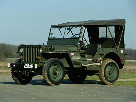 Delaware Jeep Fotos De Jeep Willys Mb 1942