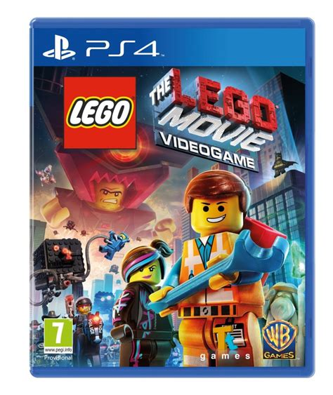 Lego Ps4 playstation 4 the lego videogame details my iherb