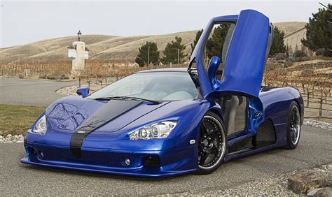 ssc ultimate aero ssc announces limited production of five ultimate aero xt