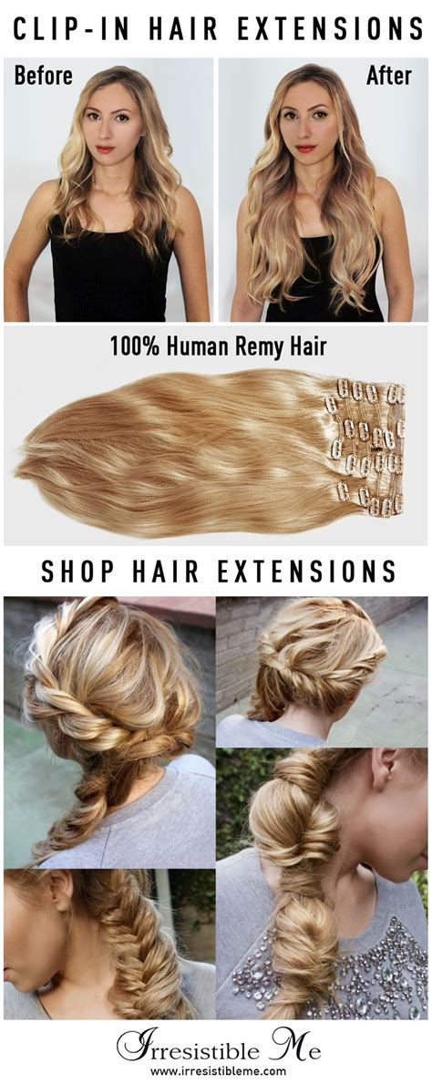 How To Choose Your Color Of Hair Extensions Lox Hair Extensions 1000 Imagens Sobre Irresistible Me Clip In Hair Extensions No Cortes De Cabelo