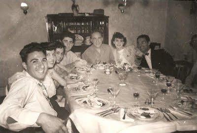 italian family dinner the italianista
