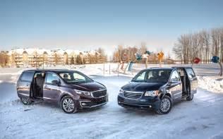 Country Kia 2015 Kia Sedona Vs 2015 Chrysler Town Country A Tale Of