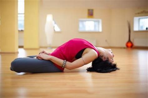 the reclining lotus yoga postures for infertility lovetoknow