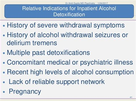 Liver Detox Withdrawal Symptoms by Abuse