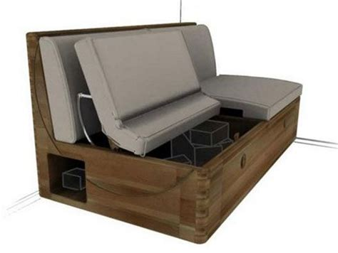 2 In 1 Combination Of Sofa And Storage Box Freshome Com