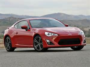 Toyota Scion Frs 2015 2015 Scion Fr S Overview Cargurus