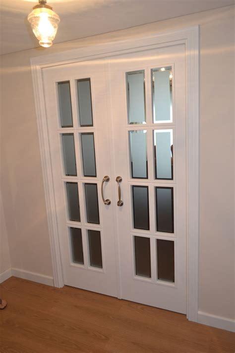 puertas blancas interior