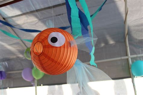 How To Make Paper Lantern Fish - 1000 ideas about paper lantern decorations on