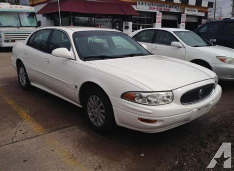2005 buick lesabre custom 2005 buick lesabre custom for sale for sale in cleveland