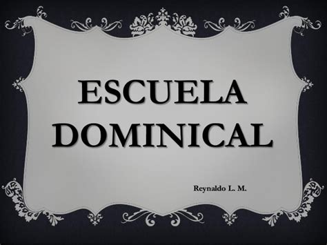 maestro de escuela dominical escuela dominical