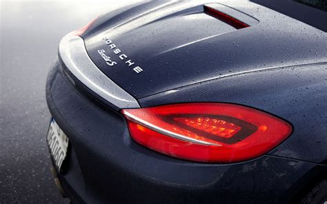 porsche trunk in first drive 2013 porsche boxster automobile magazine
