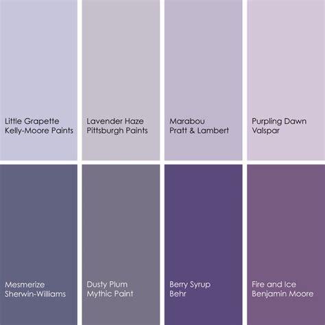 lavender paint color color match of color guild lavender mist 36 best colors in focus silver images on pinterest