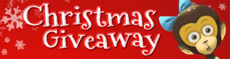 Free Christmas Giveaways 2012 - christmas giveaway at bilingual monkeys win a 20 gift card