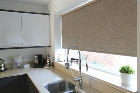Roller Blinds In Kitchen s stunning home makeover complete with kitchen blinds web blinds