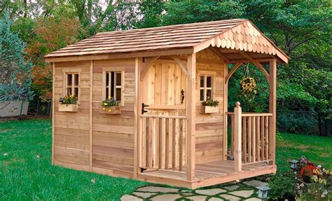 Types Of Shed by Garden Sheds Add To Your Backyard Design