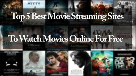top 5 website streaming movies 2014 youtube top 5 best sites to watch movies online for free youtube