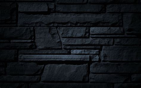 dark brick wall background brick wallpaper dark background hd desktop wallpapers
