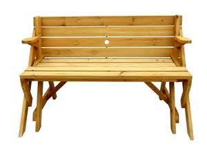 sitzbank tisch kombination leisure seasons folding table and bench fptb7104 on sale