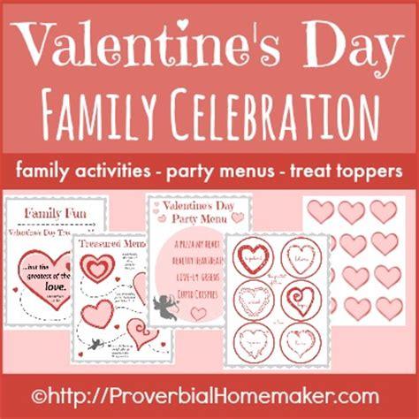 s day family celebration printables