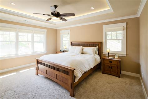 modern craftsman bedroom styles