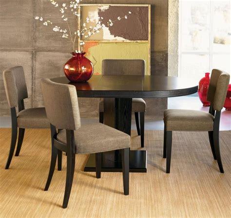 mesas redondas de comedor mesa redonda para un comedor feng shui im 225 genes y fotos