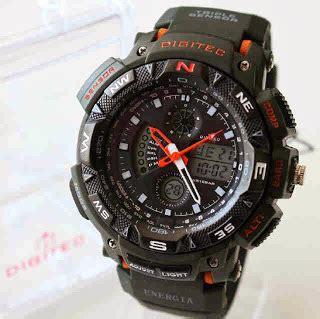 Harga Jam Tangan Quicksilver Water Resist jam tangan casio murah digitec dg 2044t water resist