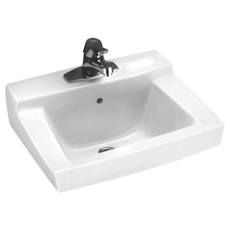 wall mounted commercial sink faucet declyn wall mounted sink american standard