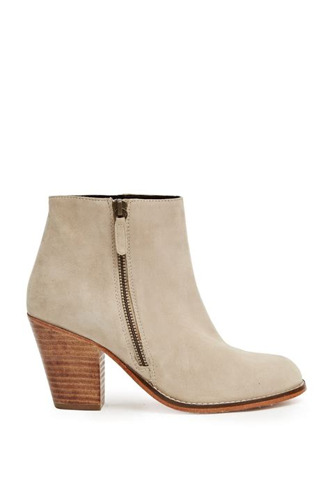 woodstock suede ankle boot archive great plains