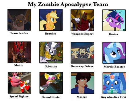 Zombie Apocalypse Meme - zombie apocalypse meme 2 by gorshmidtii on deviantart