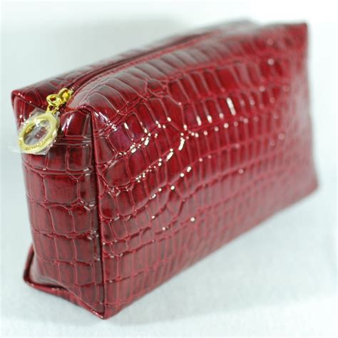 Pouch 77 Estee Lauder 30 estee lauder other estee lauder make up pouch faux snake skin from purti s closet