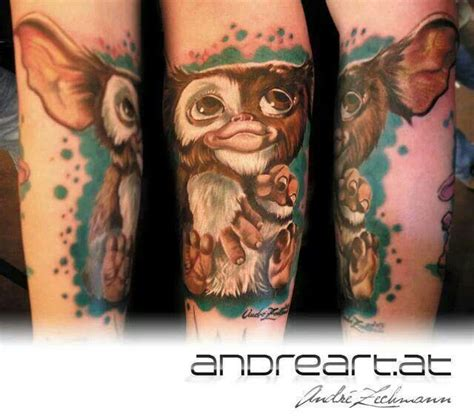 gizmo tattoo quot gizmo quot by andr 233 zechmann photography and