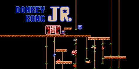 Donkey Kong Jr.   NES   Games   Nintendo