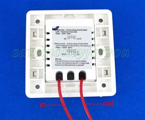how does a motion sensor light switch work will this pir motion sensor switch work with a light