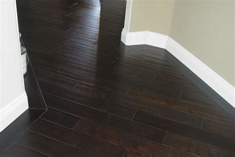 dark wood floors with white trim home decor pinterest