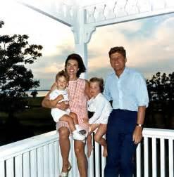 caroline kennedy s children president kennedy and family in hyannis port 04 august