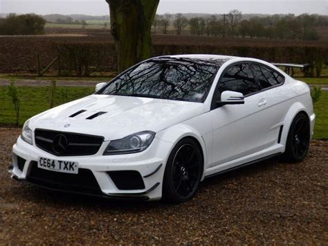 used 2014 mercedes c class 6 3 c63 c63 amg mct 2dr