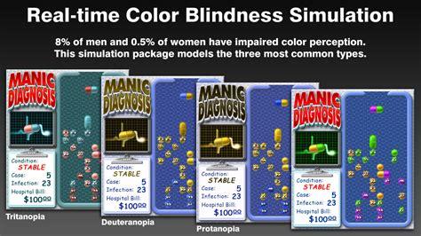 color blindness simulator color blindness simulator colour blindness simulator dream discover design color blindness