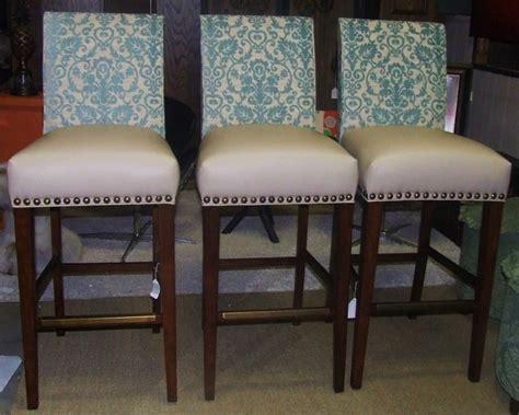 Upholstered Kitchen Bar Stools | custom upholstered bar stools kitchen remodel pinterest