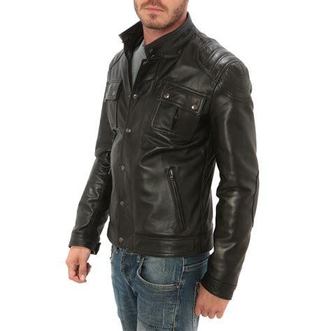 Jaket Parka 9 Pocket Black pocket moto jacket black xl chicca tutto moda