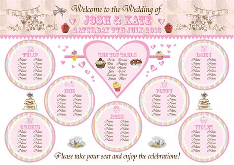 wedding seating chart images luxury wedding table plan by bedcrumb notonthehighstreet