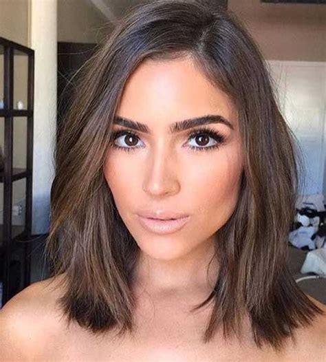 haircuts 2017 straight hair chic straight bob hairstyles for 2017 bob hairstyles