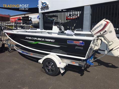 quintrex 440 explorer trophy for sale in orange nsw - Quintrex Boat Paint Code