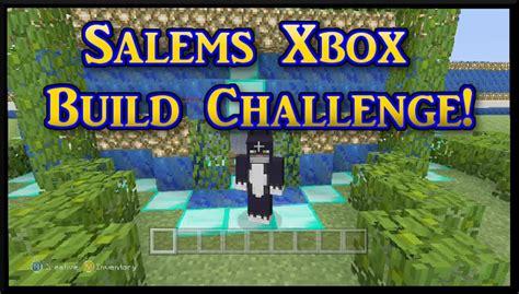 minecraft xbox 360 challenges minecraft xbox 360 subscriber build challenge 1