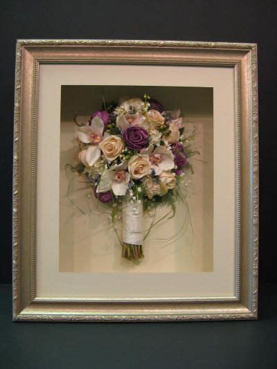 Wedding Bouquet In Frame by I Want To And Frame My Wedding Bouquet I Wish I