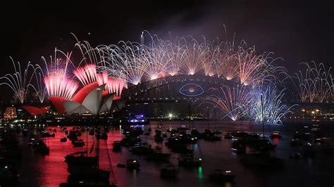 new year fireworks sydney melbourne hub australia leads world in new year s